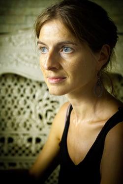 Anna Badkhen. Photograph © Mari Bastashevski