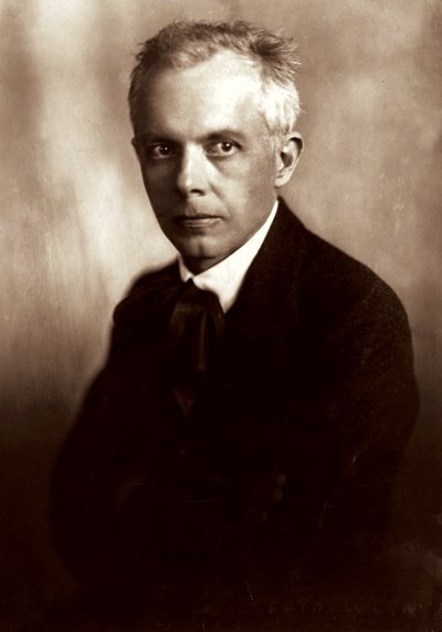 Béla Bartók, circa 1930 © Popperfoto/Getty Images