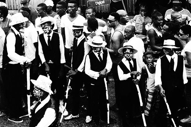 Carnival in Jacmel, Haiti © Mirissa Neff