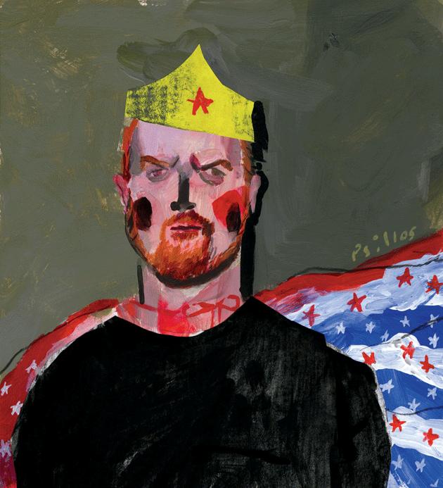 Illustration by Demetrios Psillos