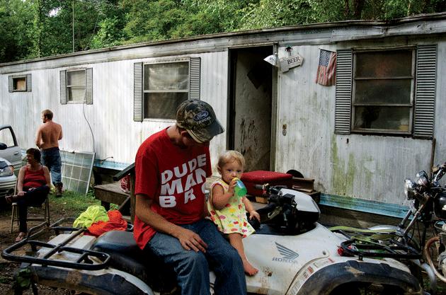 """West Columbia, West Virginia, 2016"""