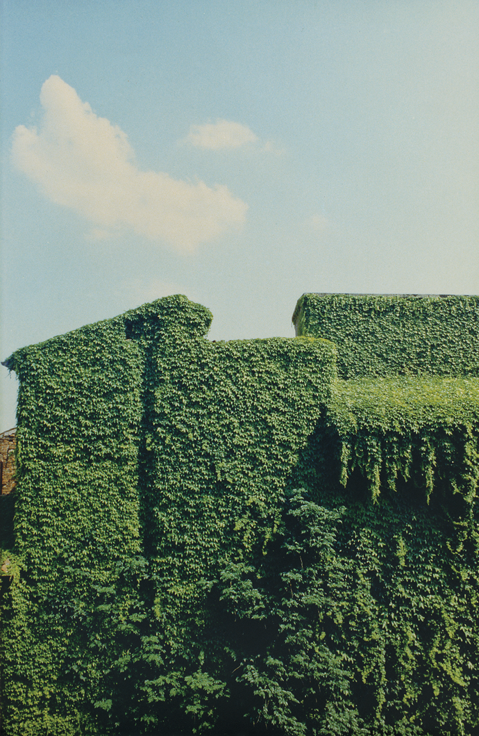"""Ferrara,"" by Luigi Ghirri, from the series Topographie-Iconographie © The Estate of Luigi Ghirri. Courtesy Matthew Marks Gallery"