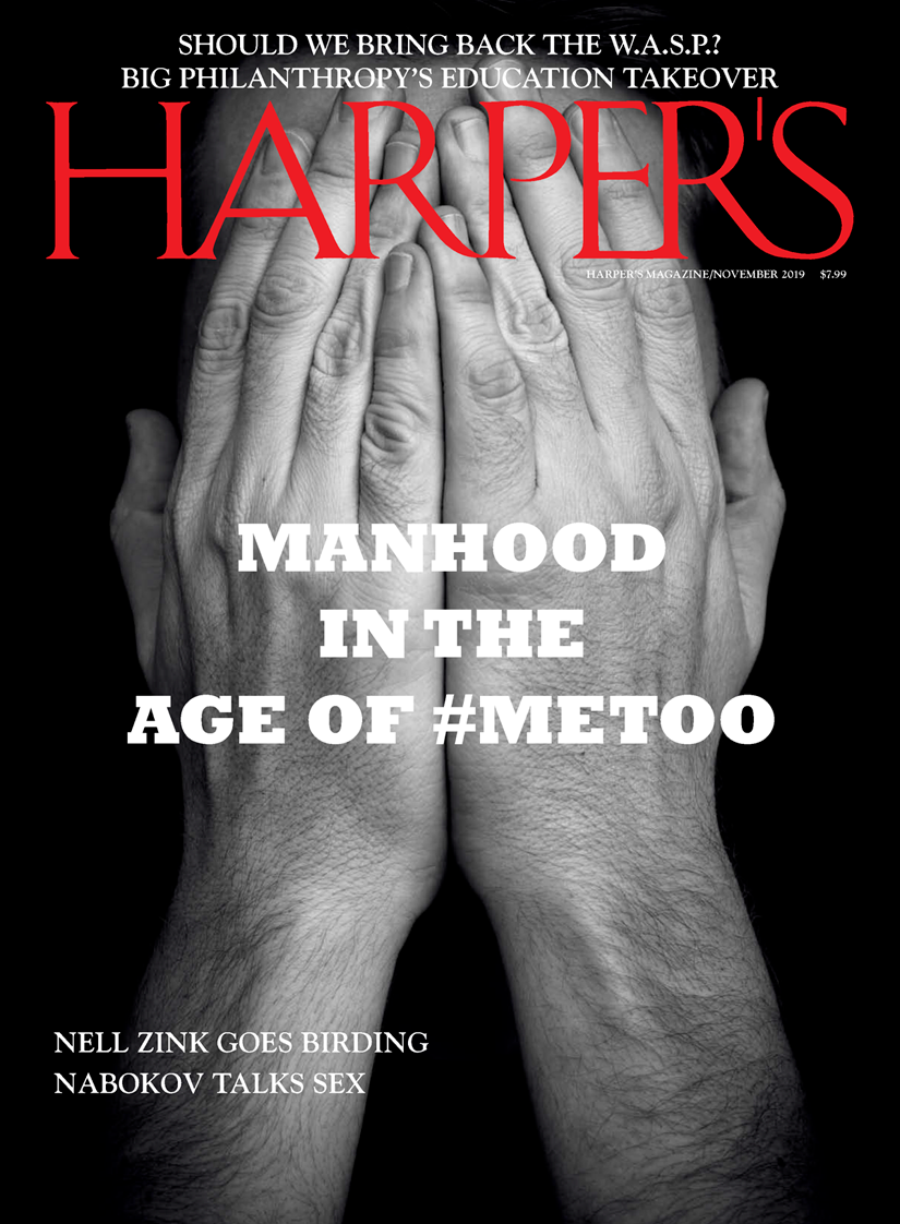 Harper's Magazine November 2019