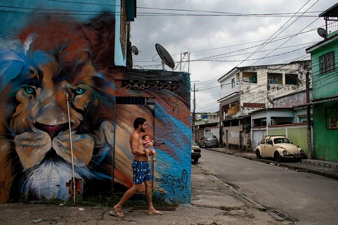A corner in Vila Kennedy