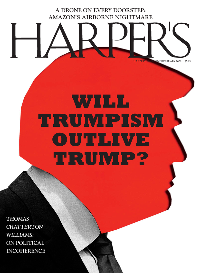 Easy Chair An Incoherent Truth By Thomas Chatterton Williams Harper S Magazine