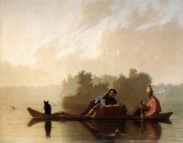 bingham-fur-traders