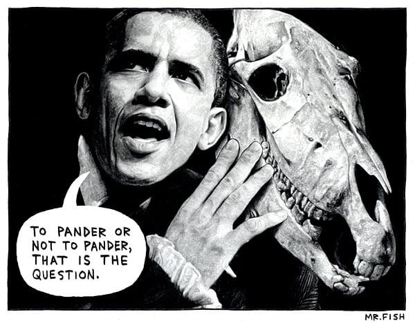 obamahamletpander